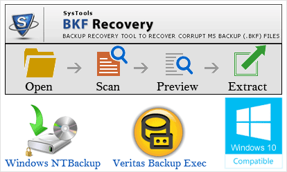 BKF Recovery Solution